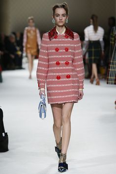 Miu Miu Fall 2015 RTW Runway – Vogue