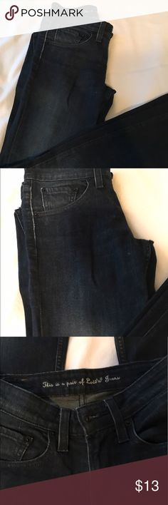 Levi's jeans In good pre loved condition. Levi's Jeans Straight Leg