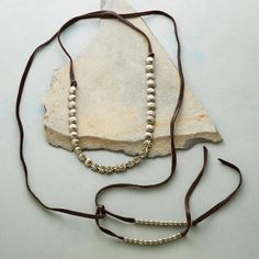 LONESTAR LARIAT NECKLACE: View 1