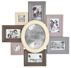 Madeira 8 Piece Picture Frame Set