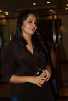 Anushka Shetty Latest Photos At Movie Success Meet