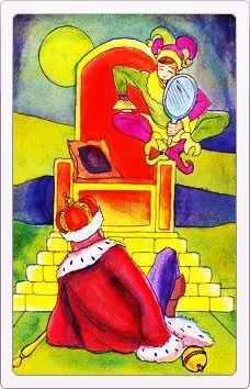 Jasnovidnost z kariet - Karty Symbolon