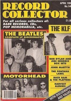KLF . Record Collector Magazine No.140 April 1991