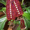 Bracelet ande rouge