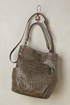 edaf7a96c487 Silvi Embossed Hobo Bag Spring Bags