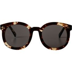Monki Tanya sunglasses ($11) ❤ liked on Polyvore featuring accessories, eyewear, sunglasses, glasses, sunnies, monki, brushstroke brilliance, round sunglasses, round glasses and rounded sunglasses