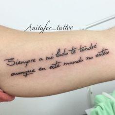 Tattoo for loved one - Tattoo - Damenschuhe