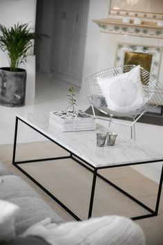 Marble Coffee Tables For Every Budget DESIGN INSPO Pinterest - All marble coffee table