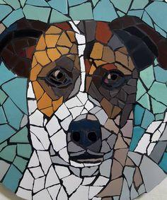 #petportraits #mosaicgardenart #mosaicworkshop #dogsofinstagram #christmasgifts Mosaic Wall, Mosaic Glass, Mosaic Tiles, Stained Glass, Tiling, Mosaic Designs, Mosaic Patterns, Best Friends Pets, Mosaic Garden Art