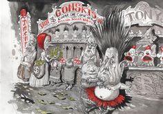 Win Gonskis, Cartoon gallery | David Rowe, AFR, 24 April 2013