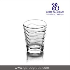 High quality and transaparent glass tumbler for water drinking for home using