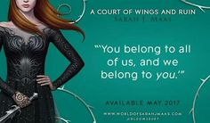 4th!  Btw, if u guys isn't following/liking 'Throne of Glass' on facebook, you should, this is whr I got these revealed ACOWAR quotes.