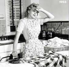 Výsledky obrázků Google pro http://www.accidentalearthmother.com/wp-content/uploads/2010/10/vintage-ironing-housewife-tired-300x294.jpg