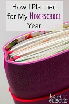 Hey Homeschool Mommas, It's planning time! Many homeschool mamas just love the planning aspect of the homeschool year. Other moms want to run screaming in the opposite direction. No matter whether you have a love or hate relationship with planning, hom