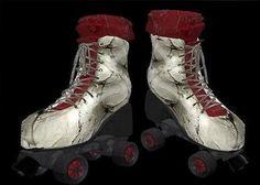 Roller Skates Flesh & Blood