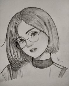 17 Ideas Drawing Art Projects Pencil For Kids Abstract Pencil Drawings, Art Drawings Sketches Simple, Anime Drawings Sketches, Dark Art Drawings, Girly Drawings, Art Drawings Beautiful, Portrait Sketches, Pencil Sketches Simple, Pencil Sketch Art