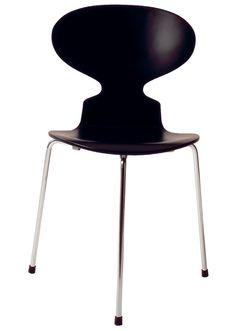 Fritz Hansen - Arne Jacobsen - Spisebordsstol