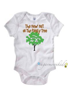 Funny Baby Onesie (3-6 months). $17.00, via Etsy.