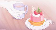 Aesthetic Ghibli Food 2