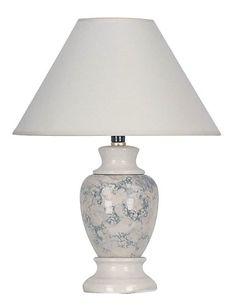 ORE International 609IV 15 Ceramic Accent Table Lamp, Ivory ORE,http://www.amazon.com/dp/B0019CFMYM/ref=cm_sw_r_pi_dp_j8B6sb0T0AR4SPAA