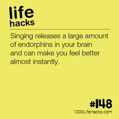Improve your life one hack at a time. 1000 Life Hacks, DIYs, tips, tricks and More. Start living life to the fullest! Singing Lessons, Singing Tips, Life Lessons, Learn Singing, Life Tips, Simple Life Hacks, Useful Life Hacks, 1000 Life Hacks, After Life