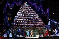 Portland's Singing Christmas Tree, 2015