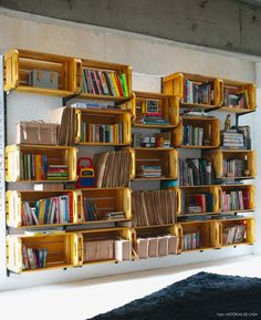 Display Shelves, Shelving, Baby Pop, Architecture Details, Future House, Decoration, Home Office, Bookcase, Sweet Home