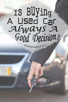 Many financial experts out there recommend buying a used car rather than a new one. But is it always the right decision?