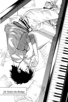 Shigatsu wa Kimi no Uso 20 Page 4 Arima Kosei