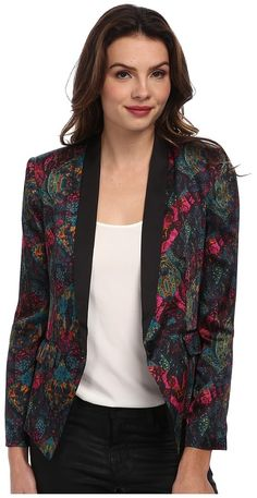BCBGeneration Shell Collar Blazer DQR4H737 - $80.99