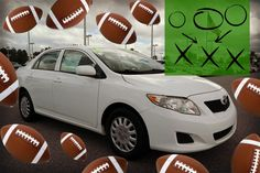 If your favorite football team is playing well this season, keep the good luck going by cheering them on from a cheap used car in Orlando!