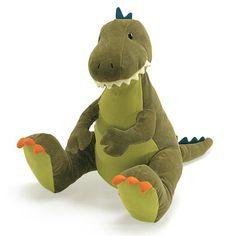 Amazon.com: Gund Tristen-T-Rex: Toys & Games $20.00