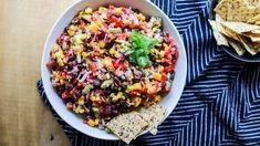 Foto: Mia Frogner / Green Bobabza Always Hungry, Everyday Food, Tex Mex, Raw Vegan, Fried Rice, Nachos, Tapas, Food To Make, Guacamole
