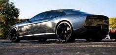Lamborghini Estoque, yes a four door Lambo. So sexy - LGMSports.com