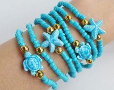 braccialetto bracciali a strati stretch bracciali con