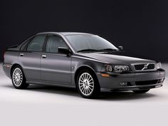 Bought my first car by myself! Volvo S40 (2002– 2004).