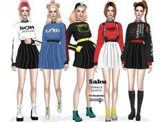 Helsoseira's SAKU - Outfit