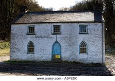 Traditional Welsh Farmhouse Stock Photos & Traditional Welsh Farmhouse Stock Images - Page 2 - Alamy Welsh Cottage, Old Farm Houses, Farmhouse, Cabin, Stock Photos, Traditional, House Styles, Cottages, Google Search