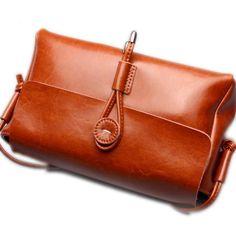 Fashion Women Crossbody Bag Genuine Leather Shoulder Bag For Ladies Bag Summer New Yellow / beige/brown Small Bag Purse Small Crossbody Bag, Leather Crossbody Bag, Leather Handbags, Tote Bag, Leather Bag, Lv Bags, Cow Leather, Cowhide Leather, Shoulder Handbags
