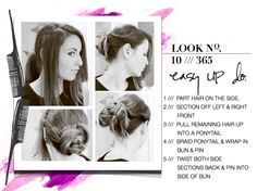HAIR UP DO  the-beauty-collective.com