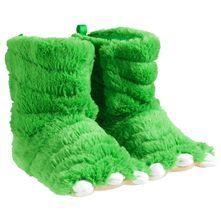 Monster Boot Slippers