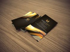 Phoenix business card by ~Lemongraphic on deviantART