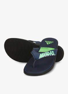 334bf9aed Buy ADIDAS Orrin Ms Navy Blue Slippers Online - 4694744 - Jabong