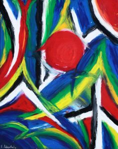 "Alignment by Eric Siebenthal | $250 | 24""w 30""h | Original Art | http://www.arttwo50.com/buy/art/alignment--2"