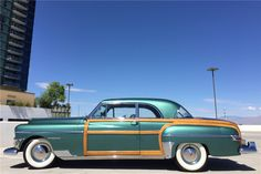 1950 Chrysler Town and Country Newport
