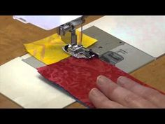4 Tips for Sewing Straighter - YouTube