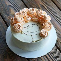 bolo decorado primavera 4