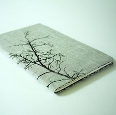 natural branch notebook cover