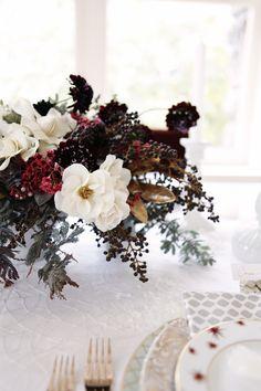 winter wedding floral arrangements wedding flowers - Page 98 of 101 - Wedding Flowers & Bouquet Ideas Winter Floral Arrangements, Floral Centerpieces, Wedding Centerpieces, Wedding Table, Wedding Bouquets, Flower Arrangements, White Centerpiece, Flower Bouquets, Centrepieces