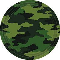 Camouflage Party Supplies - Camouflage Birthday Decorations - Party City